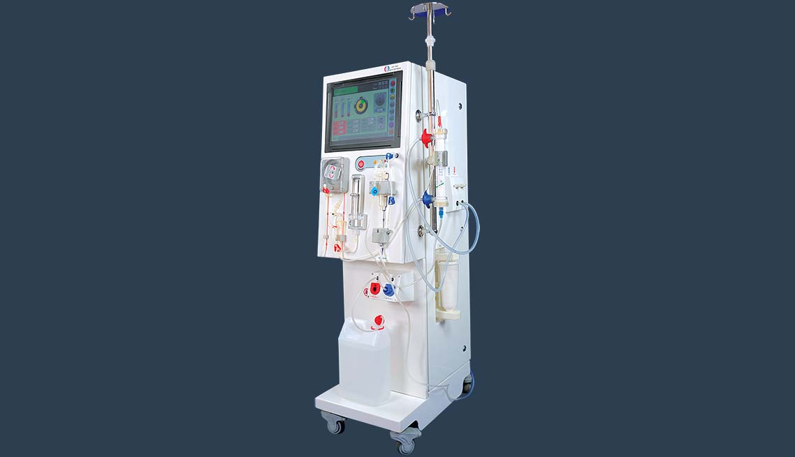 ATF 1022 Hemodialysis Machine – ARYA TEB FIROUZ co